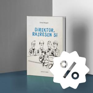 Nova knjiga avtor Dr. Živko Bergant